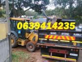 Professional Rubble Removal | Removal of Trees & Roots