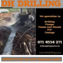 Water Drilling / Borehole Services