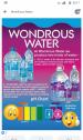 Wondrous Water Alkaline 9.3pH