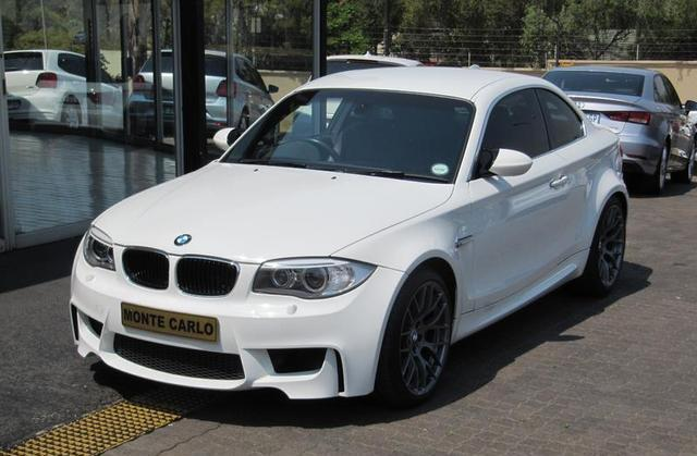 2011 Bmw 1 Series M Coupe Sandton Bmw Used Cars Public Ads