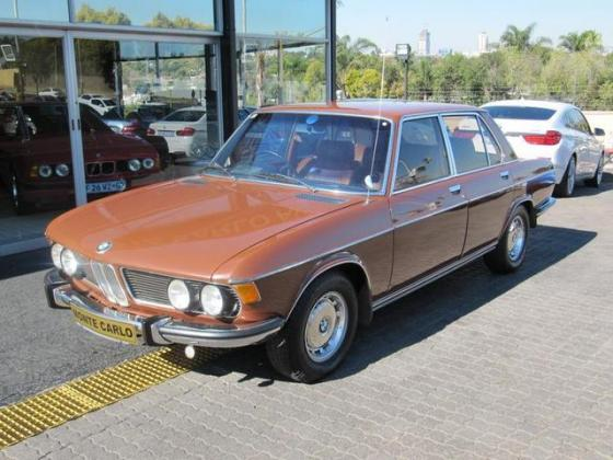 1977 BMW 02 SERIES 2002 TII
