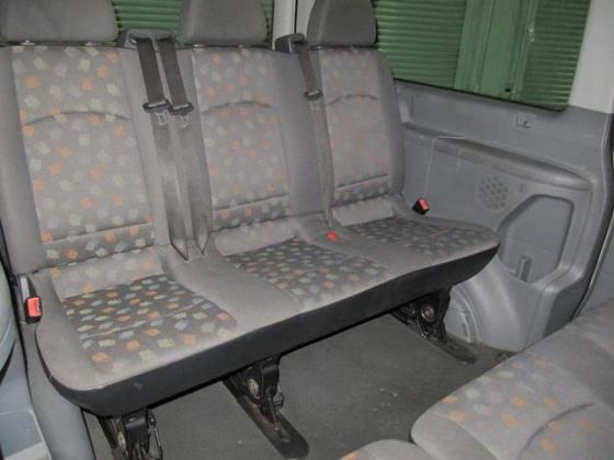 2005 MERCEDES-BENZ VITO 115 CDI 2.2 CREW BUS