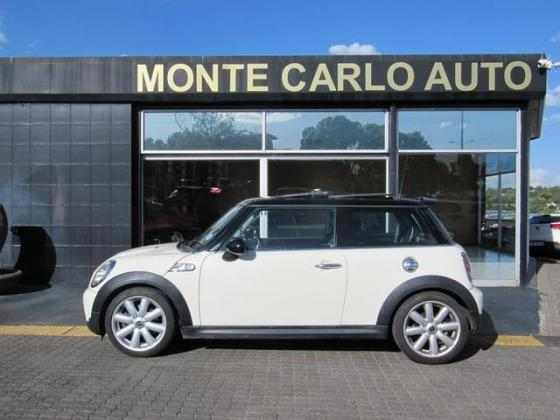 2008 MINI HATCH COOPER S AUTO