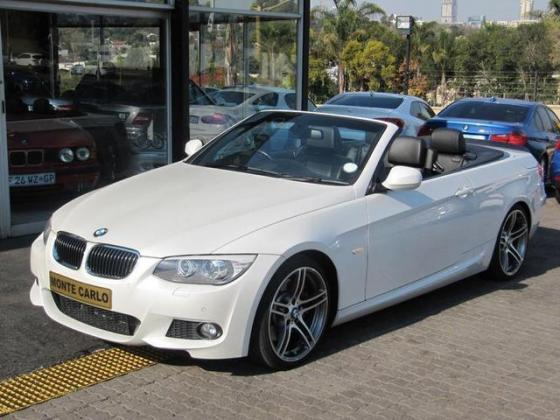 2011 BMW 3 SERIES 335I CONVERTIBLE M SPORT