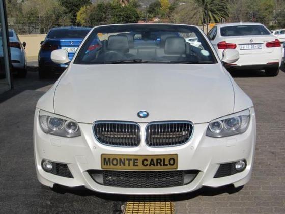 2011 BMW 3 SERIES 335I CONVERTIBLE M SPORT