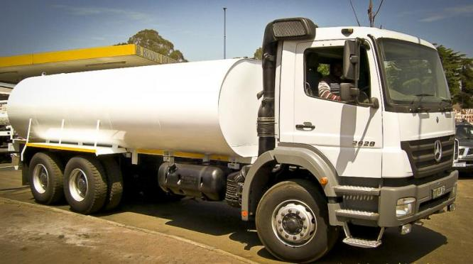 Mercedes Benz Atego 18000l Water Truck (water tanker)