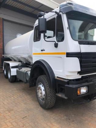 Powerstar 16000l Water Truck (water tanker) in Benoni, Gauteng