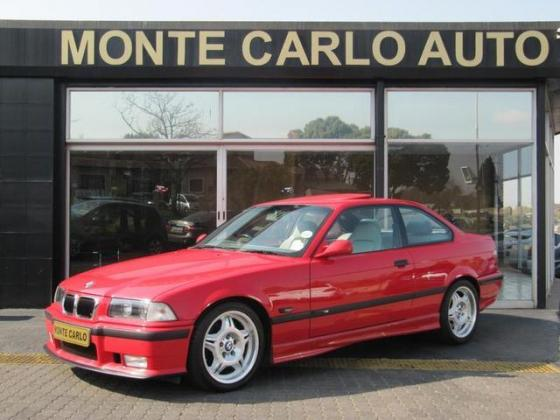 1995 BMW M3 COUPE