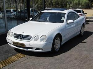 2000 MERCEDES-BENZ CL600