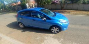 Ford Fiesta 1.4 Ambient 5 door