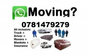 Furniture Removals from Pietersburg to Cape town