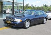 1995 MERCEDES-BENZ SL SL600