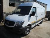 2016 Mercedes-Benz Sprinter 515CDI XL Panelvan