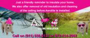 Aero Ceiling Insulation