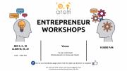 Atom Entrepreneur Workshops