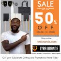 Corporate Gifting and Branding - Lyra Brands