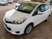 Low mileage Toyota Yaris