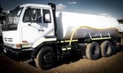 Nissan CW350. 16000l Water Truck (Water tanker)