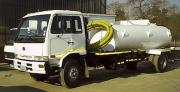 Nissan UD80. 8000l Honey Sucker (Vacuum Truck)