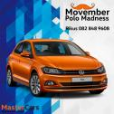 Polo Madness Sale for Movember