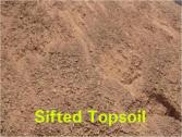 Topsoil, Sifted