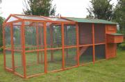 Large And Small Luxury Chicken Coops And Rabbit Hutches For Sale!!