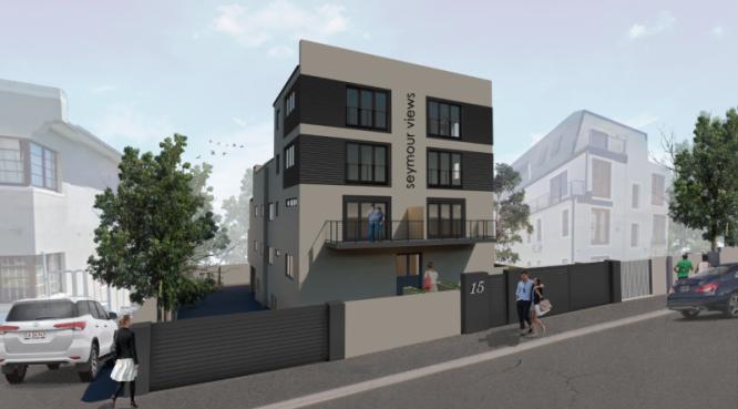 Brand New Luxury Vredehoek Development in Cape Town, Western Cape