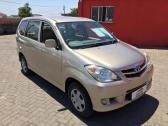2007 Toyota Avanza 1.5 VVTi