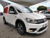 2016 Volkwagen Caddy 4 All Track TDi 2.0 DSG(103kw)