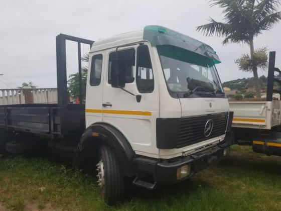 8 Tonne Dropside Mercedes Benz 1617 Powerliner for Sale