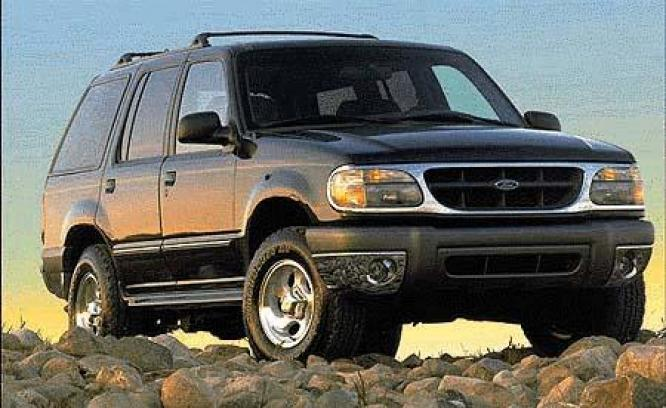 Ford Explorer 1999 Model Gearbox For Sale