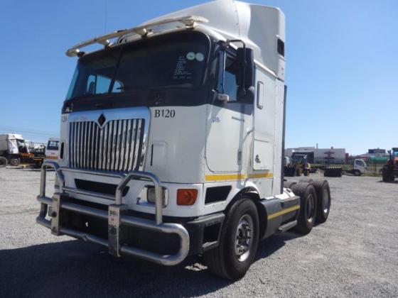 International 9800i Pro Sleeper 6x4 Truck in Kempton Park, Gauteng