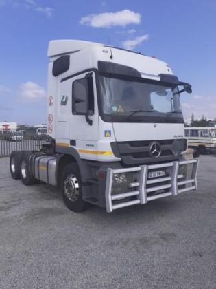 Mercedes-Benz Actros 2646 LS/33 6x4 Horse Truck in Kempton Park, Gauteng
