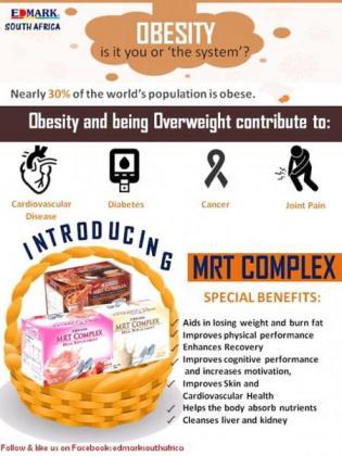 MRT COMLEX FAT BURNER