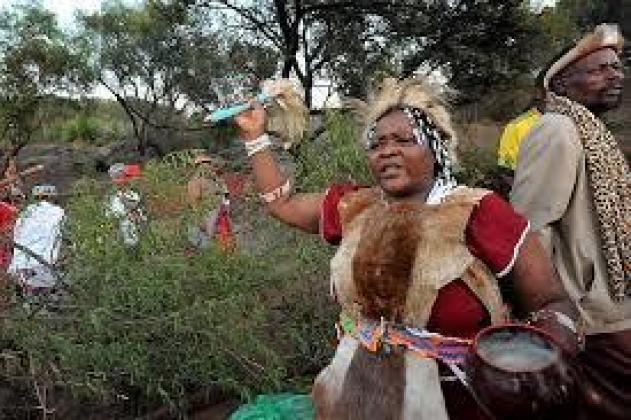 Traditional Healers in Gauteng & Western Cape