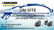 Cleaning Equipment Repairs