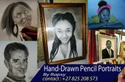 PORTRAIT DRAWINGS AS GIFTS FOR EVENTS