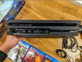 PS4 slim 1TB in great condition