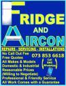 Fridge - Freezer - Aircon Repairs / Installations