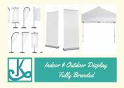 Indoor and outdoor Branding, Displays, Stands & Signage