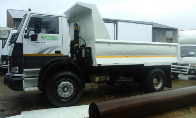 2016 Tata 1518 6 Cub Tipper in Brakpan, Gauteng
