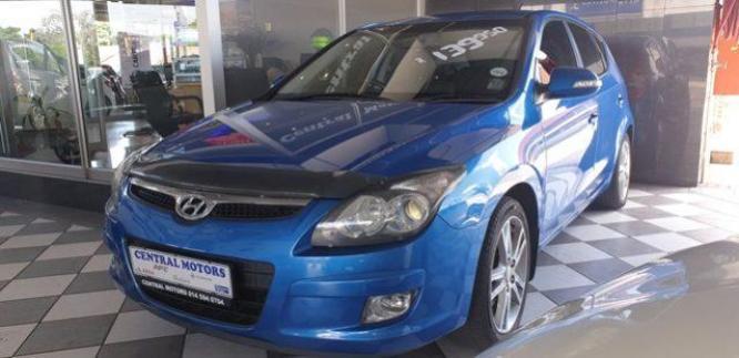 2011 HYUNDAI I30 2.0GLS