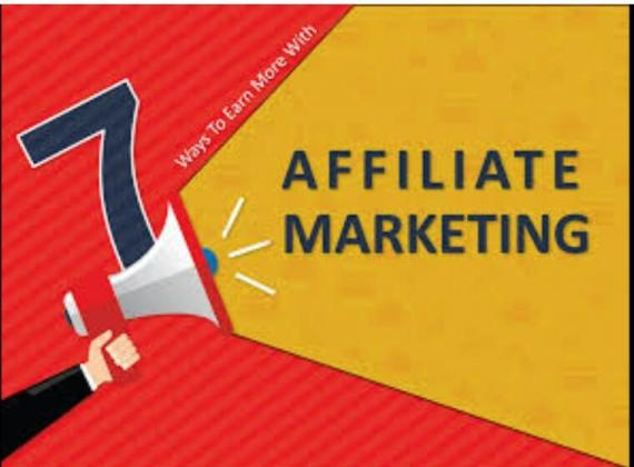 BUSINESS OPPORTUNITY AFFILIATE MARKETING