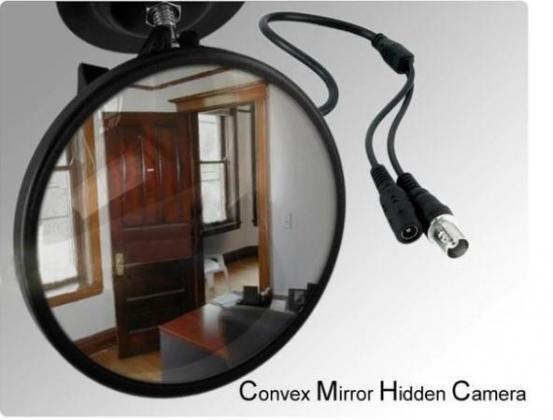 CCTV MIRROR CAMERA in Amanzimtoti, KwaZulu-Natal