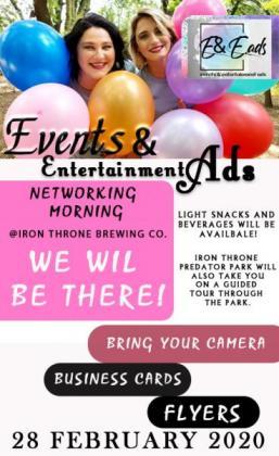 Events & Entertainment Ads