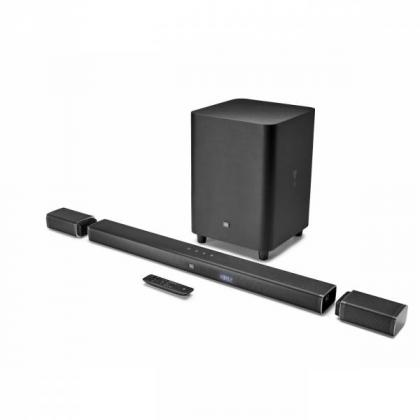 JBL 5.1 Channel 4K Ultra HD Soundbar (BAR 5.1)