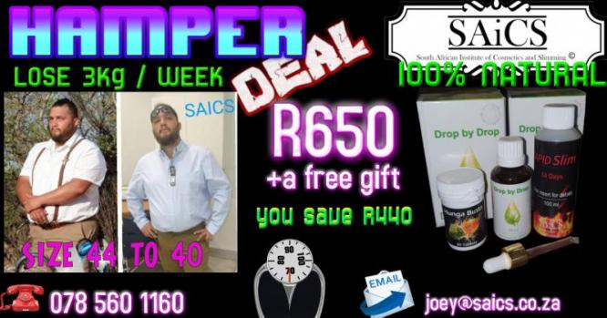 SAICS WEIGHT LOSS SOLUTIONS in Springbok, Northern Cape
