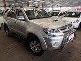 2007 TOYOTA FORTUNER 3.0 D-4D 4X4 WITH 266850KMS AT R199 995.00