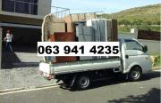 Bakkie for Hire & Delivery for R600