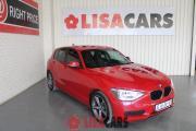 BMW 116i 5DR A/ (F30)